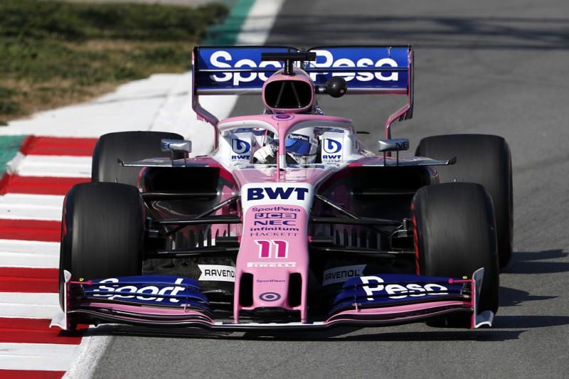 Racing Point ohne den alten Titelsponsor: Was ist mit Sport Pesa?
