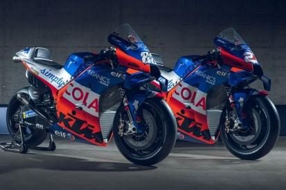 KTM präsentiert MotoGP-Bikes für 2020: Neues Design beim Kundenteam Tech3