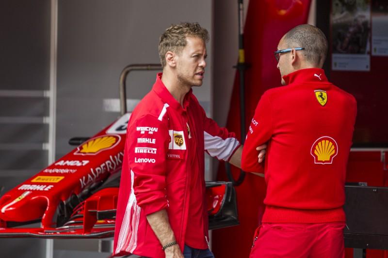 Krank: Sebastian Vettel fällt bei Barcelona-Test aus!