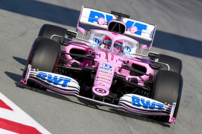 Neuer RP20: Racing Point kopiert Mercedes-Nase
