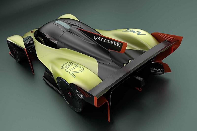 Bestätigt: Aston Martin legt Start mit WEC-Hypercar vorerst auf Eis