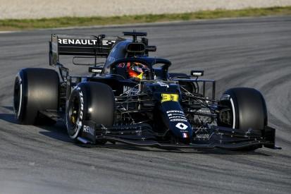 Renault R.S.20: Mehr an Schwächen als an Stärken gearbeitet