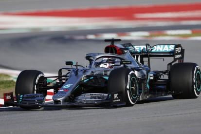 F1-Test Barcelona: Lewis Hamilton und Mercedes diktieren ersten Tag