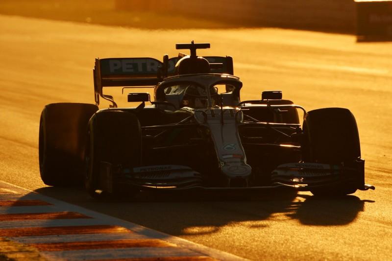 Erster Testtag: So zuverlässig war die neue Formel 1 noch nie!