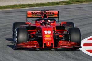 """Nur achte Kraft: Ferrari mit """"neuer Herangehensweise"""" beim Test"""