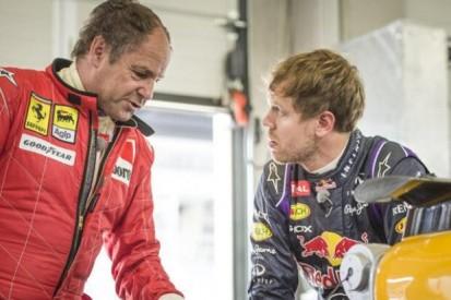"""Gerhard Berger: Sebastian Vettel """"nervelt, wenn er Druck hat"""""""