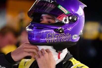 Was hinter Daniel Ricciardos neuem Helmdesign steckt