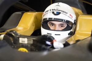 Formel-E-Test Marrakesch: Lucas Auer testet für BMW