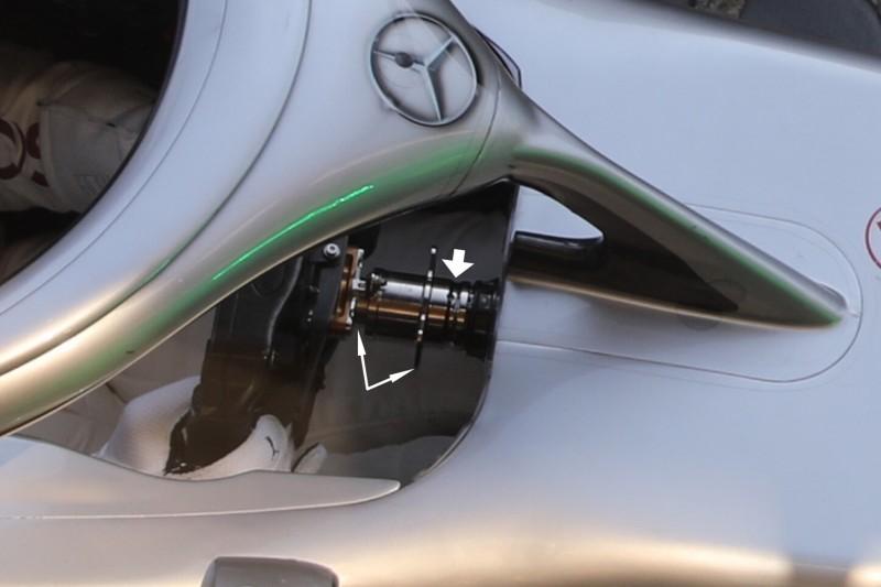 """Mercedes: Technik-Trick """"DAS"""" von FIA als legal abgenickt"""
