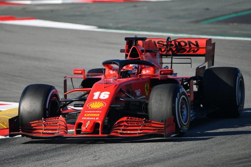 Charles Leclerc: Ferrari SF1000 ermöglicht höhere Set-up-Flexibilität
