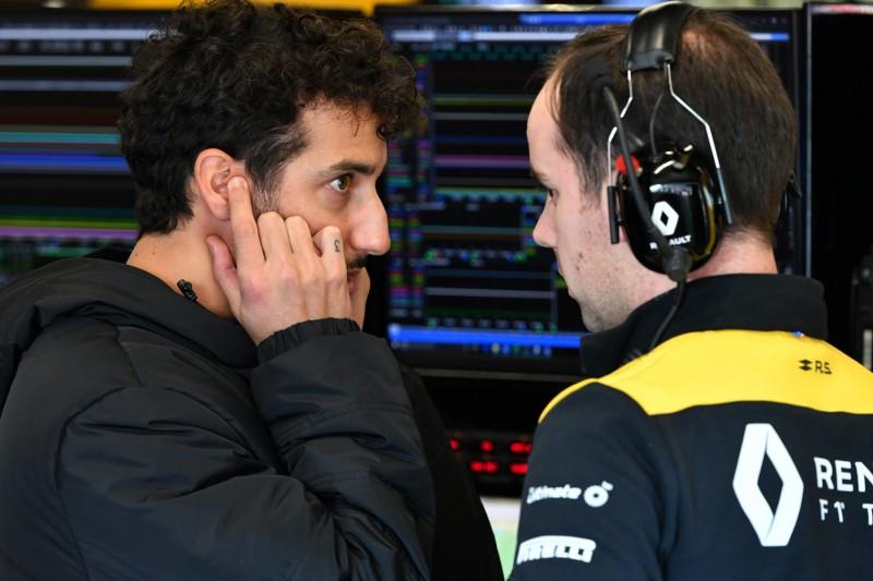 Daniel Ricciardo: Warum er 2020 bei Renault nicht mehr flunkern muss