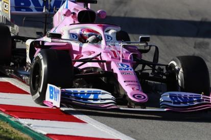 "Sergio Perez: ""Rosaroter Mercedes"" ist ein ""großes Risiko"""