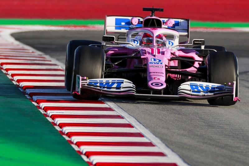Mercedes-Kopie: Grosjean kann Racing Point verstehen