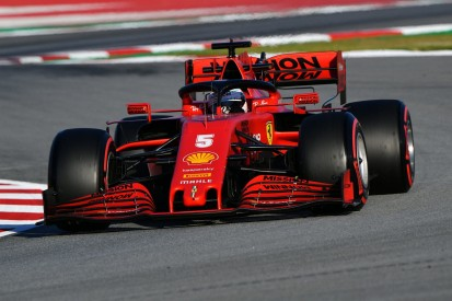 Ferrari hinter Mercedes und Red Bull: Binotto schreibt Australien-Sieg ab