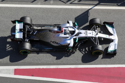 Valtteri Bottas: Mercedes arbeitet schon ein Jahr am DAS-System