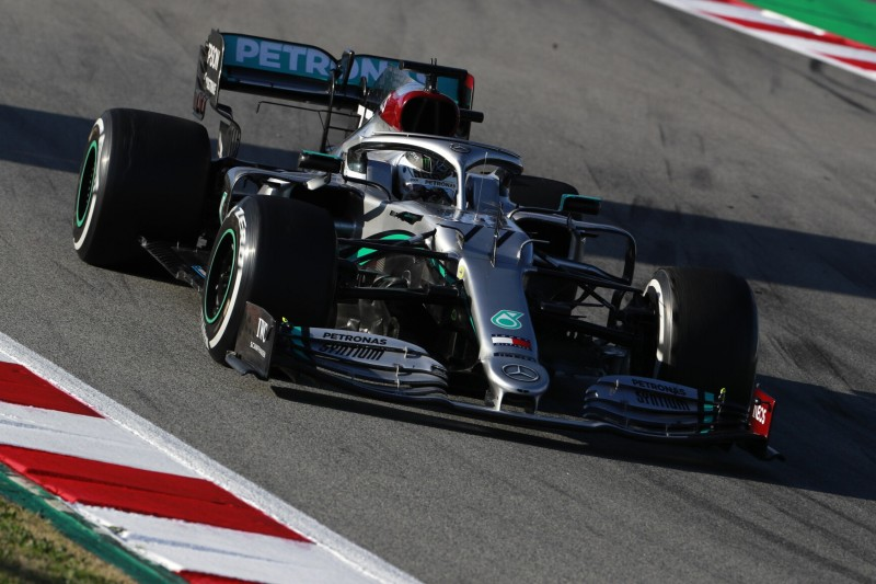 Bottas warnt Konkurrenz: Mercedes jetzt in allen Kurven stabil