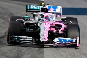"""Racing Point RP20: Das steckt hinter dem """"rosaroten Mercedes"""""""