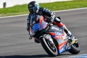 IntactGP beim Jerez-Test: Lüthi stark, Schrötter arbeitet an Rennpace