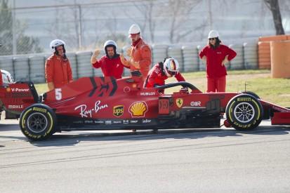Mercedes unterstellt Ferrari: Die bluffen doch nur!