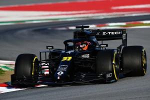 """Esteban Ocon nach P4: Renault R.S.20 """"definitiv"""" ein Schritt nach vorne"""