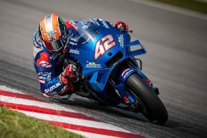 MotoGP-Test Katar: Suzuki mit Alex Rins und Joan Mir an der Spitze