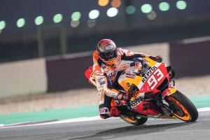 """Marc Marquez hat in Katar mit Schulter """"mehr zu kämpfen"""" als zuletzt"""