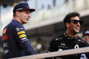 Formel-1-Live-Ticker: Verstappen zählt Ricciardo zu den schnellsten Fahrern