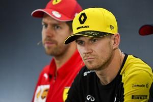 """""""Schreibt ihn nicht ab!"""": Nico Hülkenberg ergreift Partei für Sebastian Vettel"""