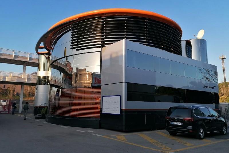 Wegen Corona-Virus: McLaren verschärft Sicherheitsmaßnahmen