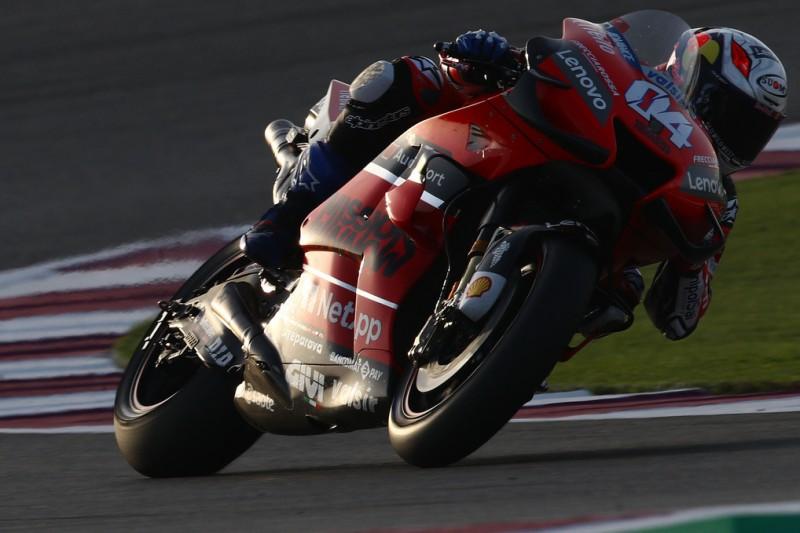 Ducati mit Reifensorgen: Yamaha über die Distanz im Vorteil?