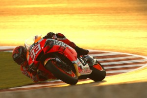 Honda testet Holeshot-Device - Marc Marquez und Crutchlow stürzen