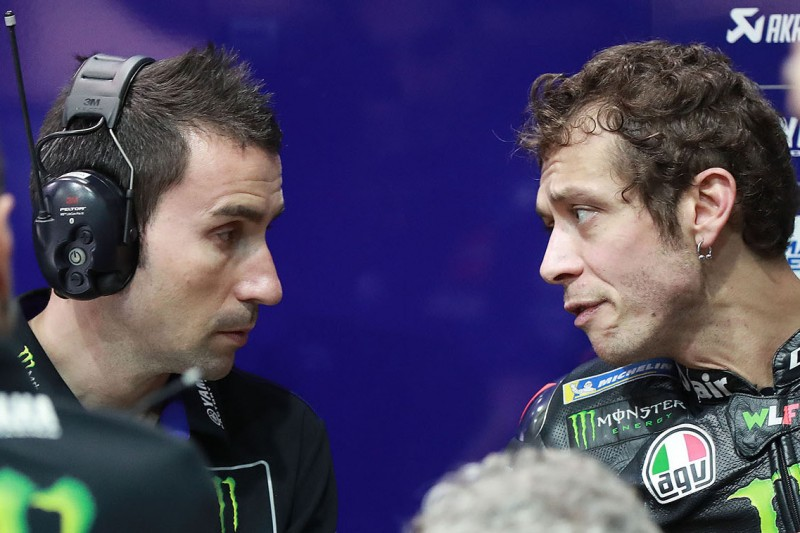 Yamaha vor letztem Testtag: Rossi wähnt sich bereit für die Saison