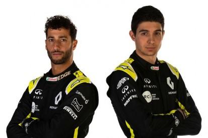 """""""Neue Chance"""": Warum sich Daniel Ricciardo auf Esteban Ocon freut"""