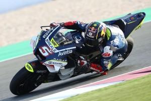 Platz sechs: Johann Zarco wird mit der Ducati schneller