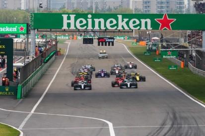 China-GP im November? Formel-1-Teams wären bereit, zweifeln aber