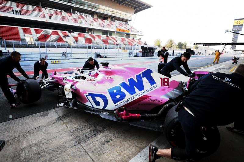 Otmar Szafnauer: Unser Aero-Team ist größer als Haas insgesamt!