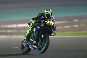 """""""Bin besorgt"""": Valentino Rossi hadert mit Rennpace, Sturz am letzten Testtag"""