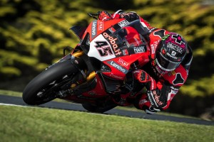 Ducati im Renntrimm schneller als auf eine Runde: Scott Redding will gewinnen