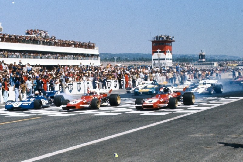 Frankreich-Grand-Prix: Die legendärsten Rennen in Le Castellet