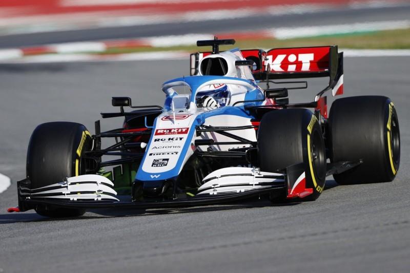 Latifi warnt: Williams FW43 hat noch immer einige Probleme von 2019