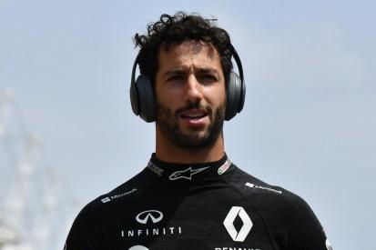 Daniel Ricciardo: Renault-Zukunft hängt nicht von Platzierungen ab