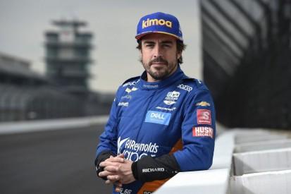 Offiziell: Fernando Alonso im McLaren-Chevrolet beim 2020er Indy 500