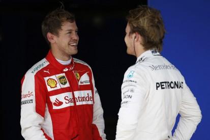 """Nico Rosberg: """"Wenn einer zurückschlagen kann, dann Sebastian!"""""""