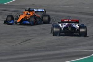 F1-Test Barcelona: Kubica & Alfa Romeo überraschen mit Bestzeit