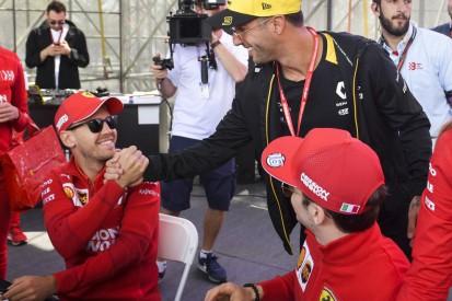 Daniel Ricciardo: Offen für Ferrari, aber volle Konzentration auf Renault