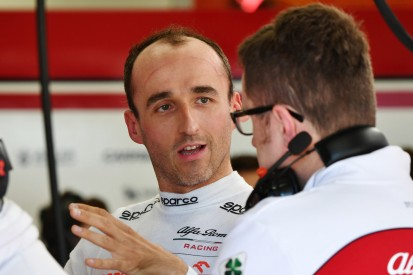 """Robert Kubica nach Bestzeit: """"Haben noch was in der Hinterhand"""""""
