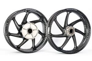 BMW S1000RR 2020: Das Carbon-Rad kommt in der Superbike-WM zum Einsatz