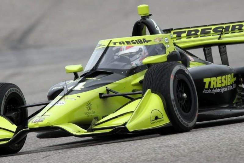 Wegen Aeroscreen: IndyCar passt Boxenstopps und Reglement an