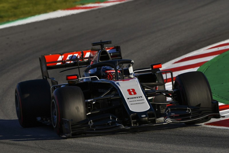 Romain Grosjean: 2020er-Haas kommt eher mir entgegen als Magnussen