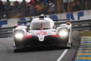Toyota begräbt Plan für Rekordrunde in Le Mans